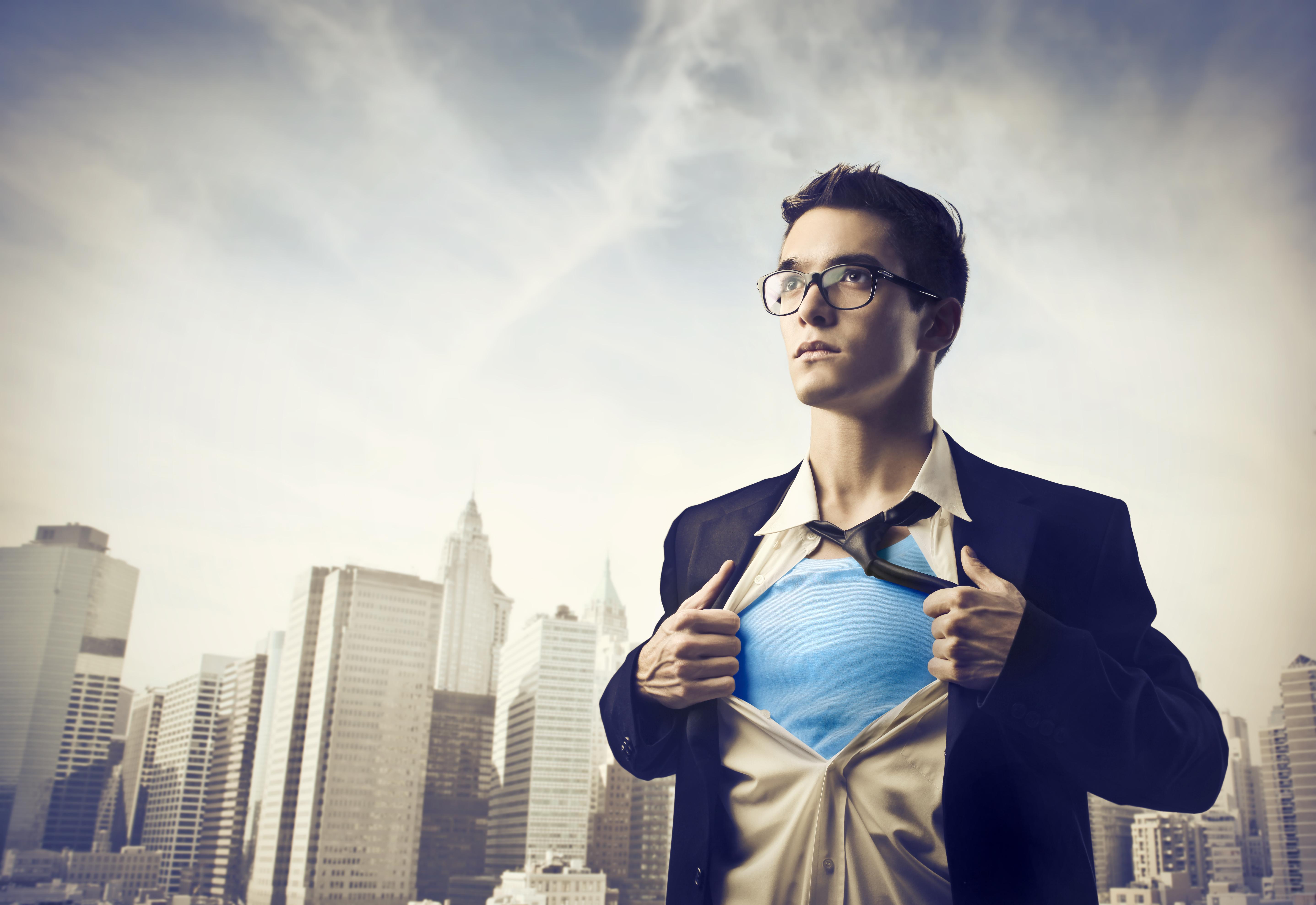 how to start a new job like a superhero